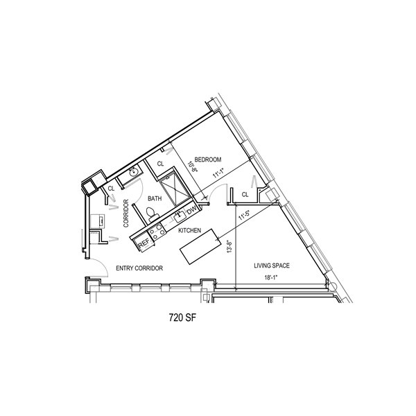 Floor-Plan-1B-720-SqFt