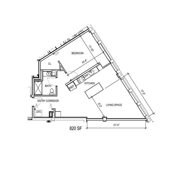 Floor-Plan-1D-820-SqFt