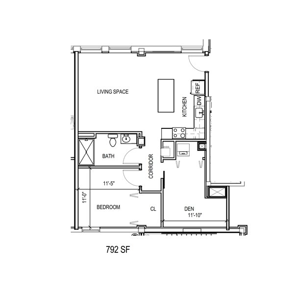 Floor-Plan-1K-792-SqFt1